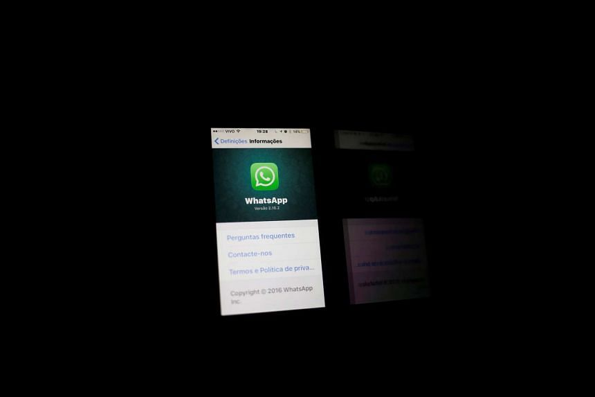 The CNB says there have been incidents of a person or people impersonating a CNB officer and messaging people via WhatsApp.