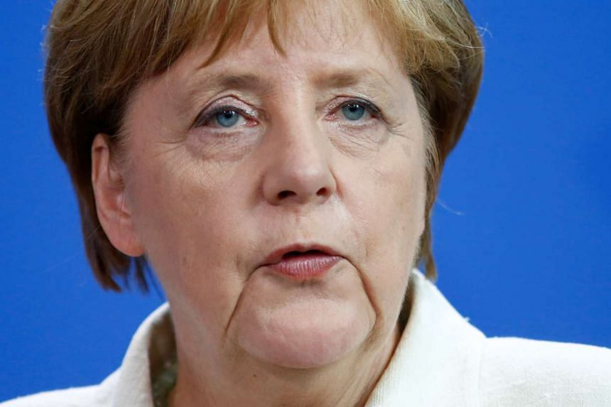 German Chancellor Angela Merkel said she hopes that Britons would vote to remain part of the EU.
