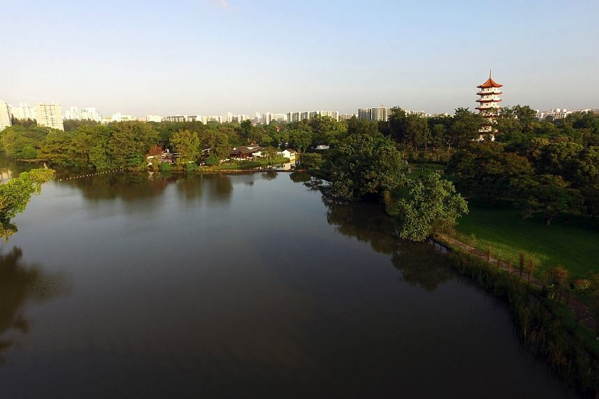 Jurong Lake Gardens has been billed as Singapore's new national gardens in the heartlands.