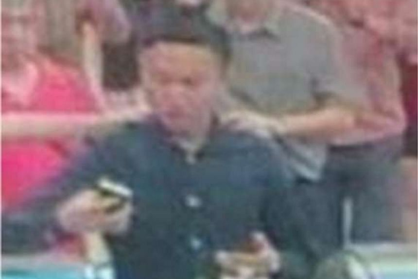 Police are seeking a man to assist with investigations into a molest case at Yio Chu Kang MRT station on May 26.