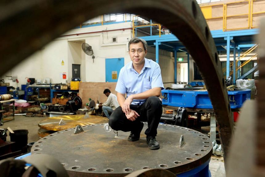 Mr Sim says that with business continuity management plans in place, Sanli M&E Engineering is more confident of taking on bigger and more complex projects in Singapore, and may venture into new markets