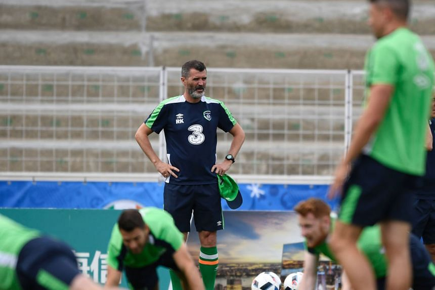 """Ireland assistant coach Roy Keane has called on his side to exhibit a streetwise mentality when they come up against the Italians, and to """"take them out"""" if need be. The boys in green need to overcome what is likely to be a rotated Italy team to stand any"""