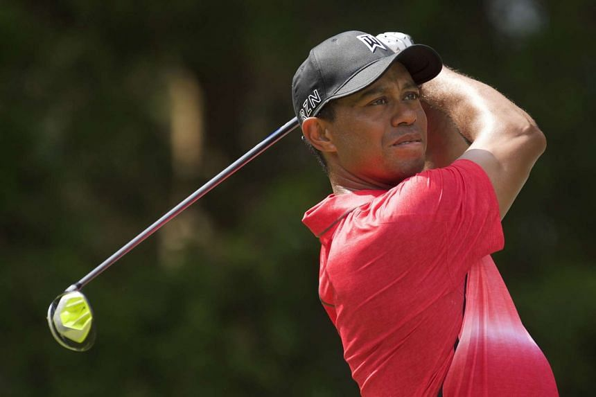 Woods (above) has not played competitively since August 2015.
