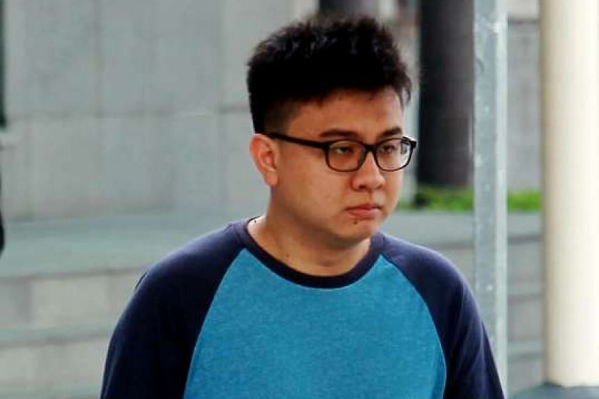 Yang Kaiheng (pictured) is expected to plead guilty to six counts of sedition today (June 24).