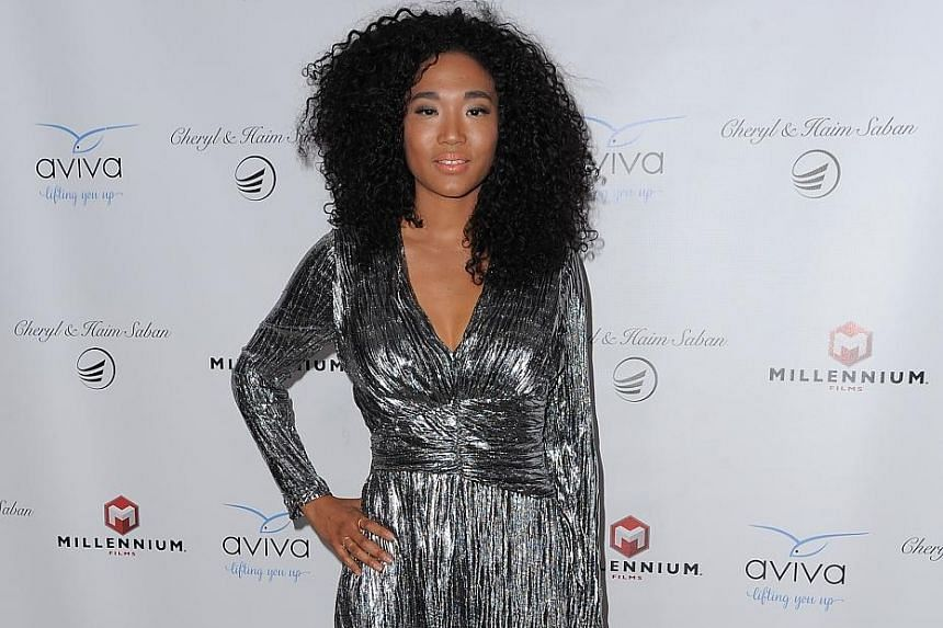 Singer Judith Hill was with Prince when he lost consciousness on a flight six days before he died.