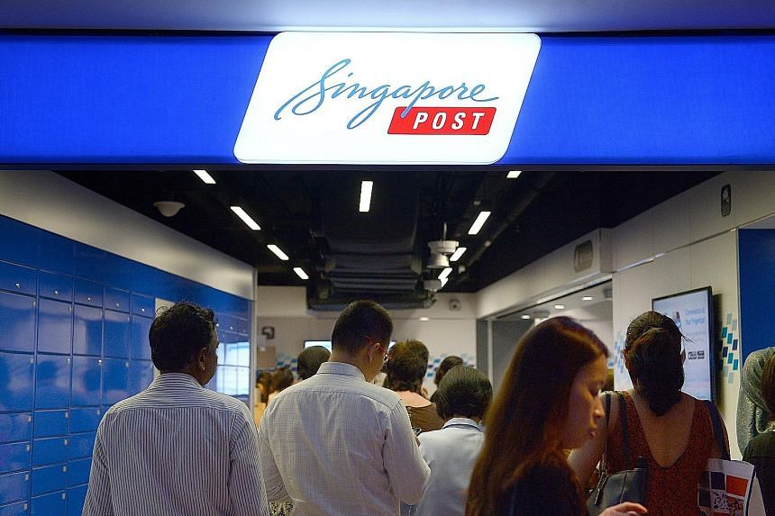 Chief operating officer Sascha Hower was paid between $500,000 and $750,000. He has just resigned. SingPost's share price, which closed at $1.505 yesterday, has fallen 18.3 per cent in the past 12 months and is down 8.2 per cent this year. Ex-chairma