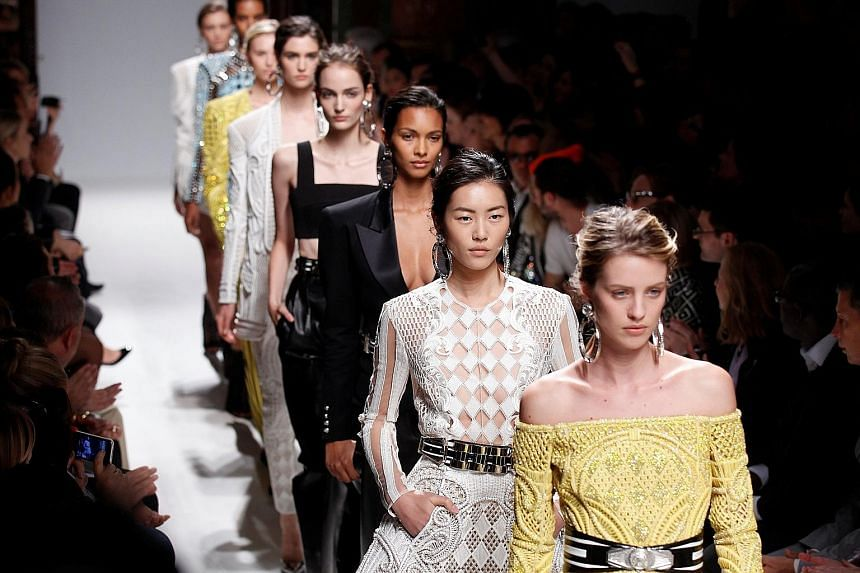 The sale of Balmain will allow the brand to open new stores around the world, accelerating its development, say advisers. The fashion house, founded by Pierre Balmain in 1945, has enjoyed strong growth since creative director Olivier Rousteing joined