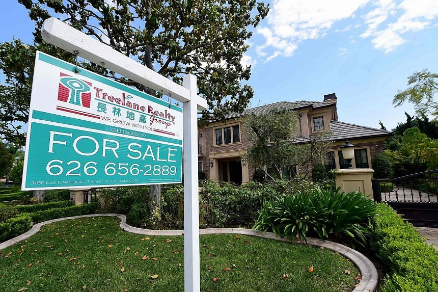 United States home resales rose in May to a more than nine-year high amid low mortgage rates.