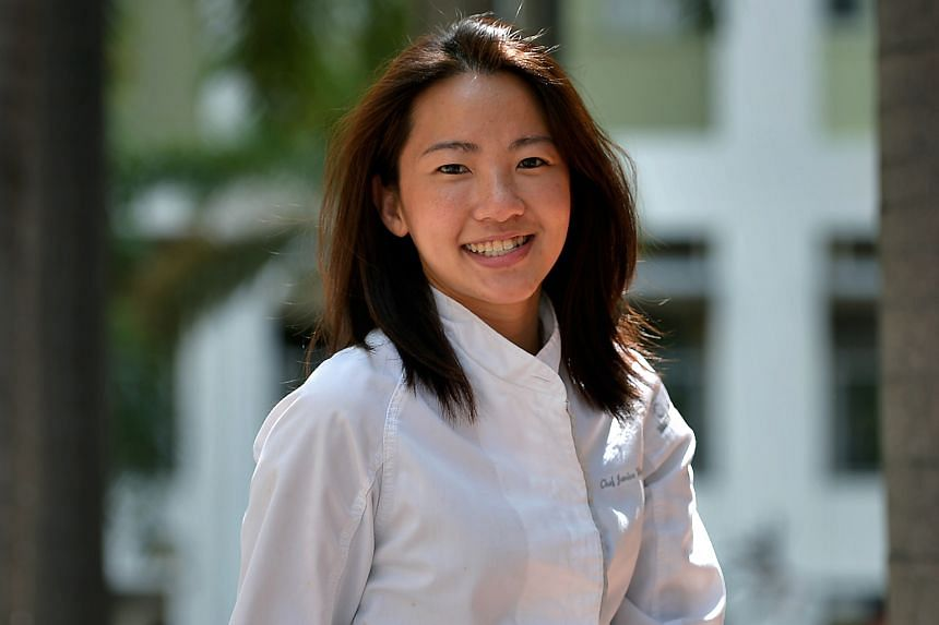 Ms Janice Wong, well known for her desserts, will open Janice Wong Singapore restaurant on Aug 17.