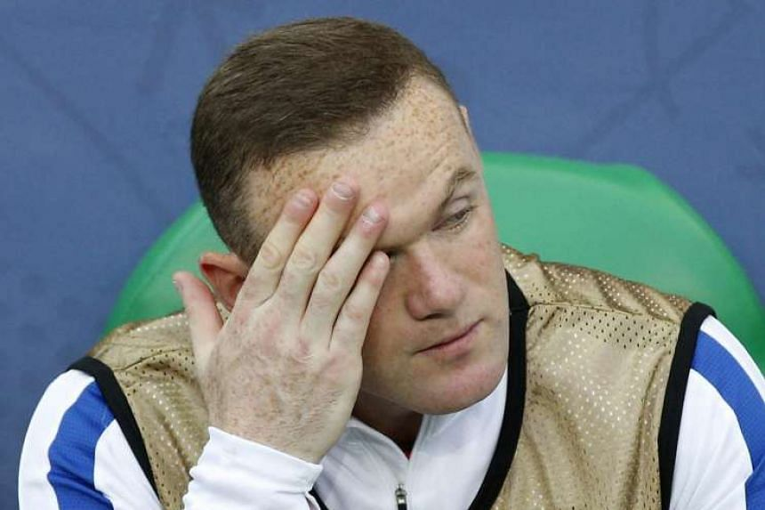 Wayne Rooney was reportedly unhappy at being left on the bench in England's 0-0 draw in their final Group B match against Slovakia. Roy Hodgson's decision to make six changes to his line-up backfired as England finished second in Group B.