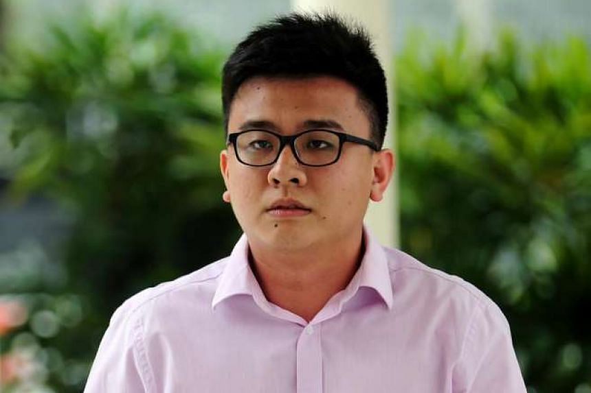 Yang Kaiheng, 27, pleaded guilty to six counts of sedition.