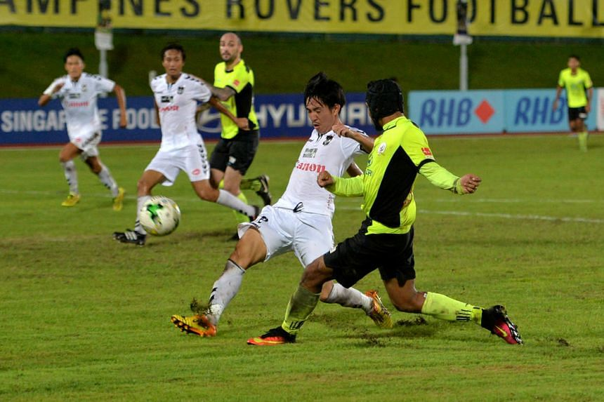 Tampines Rovers scored a 1-0 victory against Albirex Niigata at Jurong West Stadium on Friday (June 24).