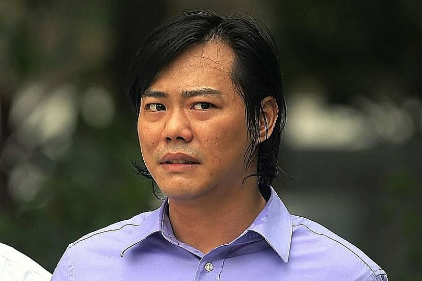 Wong, who will get nine strokes of the cane, was also fined $1,000 and given a 20-year driving ban.
