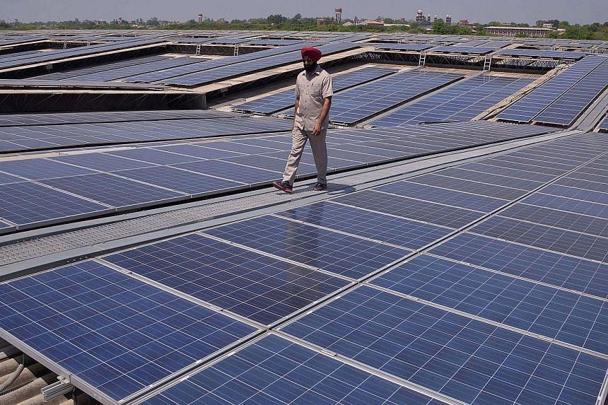 India has competitive bidding for solar tenders, with companies vying aggressively for them. Equis has financed 737 megawatts of Indian renewables, with 300 megawatts under development. The infrastructure investor has 3.6 gigawatts of combined renewa