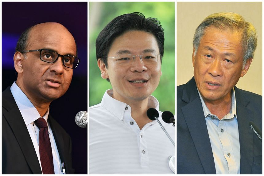 Singapore politicians Tharman Shanmugaratnam, Lawrence Wong and Ng Eng Hen have highlighted the economic and political lessons Brexit holds for Singapore.
