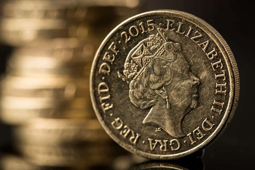 The British pound hit a 2016 high as markets appeared ready for Britain to remain in the EU, on June 23, 2016.