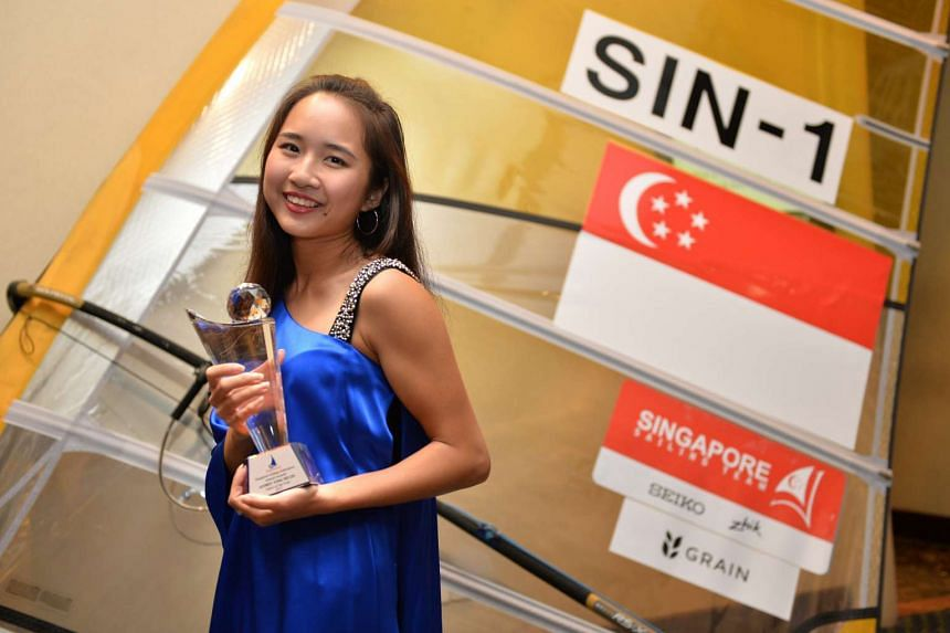 Audrey Yong was nominated an unused quota place to Singapore in the women's RS:X windsurfing event for the Olympic Games in Rio de Janeiro.