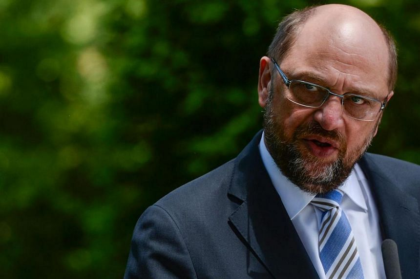 European Parliament President Martin Schulz expects negotiations over Britain's EU departure to begin quickly.