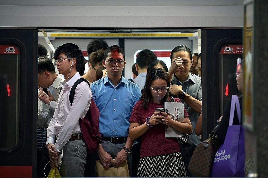 The LTA is continuing a scheme that gives free rides to 18 MRT stations before 7.45am on weekdays. The scheme is aimed at easing peak-hour congestion on trains.
