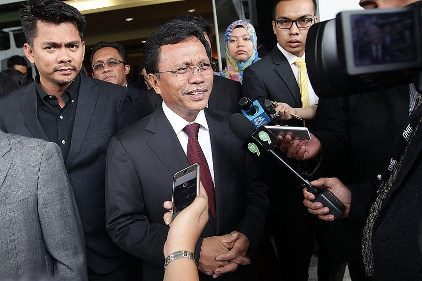 The removal of Datuk Seri Mukhriz comes four months after he was forced to step down as Kedah chief minister. Datuk Seri Shafie had his membership suspended as the party awaits the findings of a disciplinary committee. Tan Sri Muhyiddin has been sack
