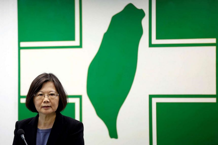 China is deeply suspicious of Taiwan's new President Tsai Ing-wen.