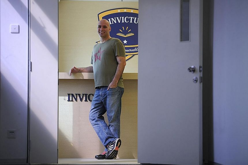 Serial entrepreneur Mr Fearon is confident that his cost-effective model of international education at Invictus Private School will draw parents. Based on the initial sign-ups alone, he is already scouting for a second location to expand.