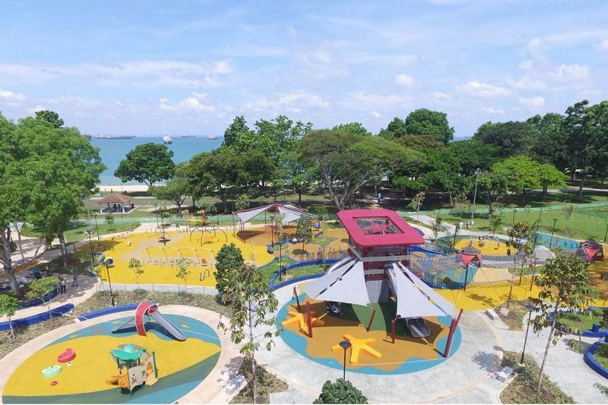 Marine Cove Reopens End June 5 Things About The Recreational Enclave At East Coast Park Singapore News Top Stories The Straits Times