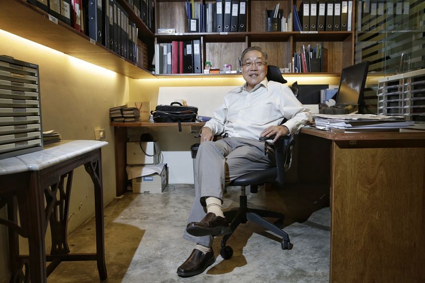 Fund manager Teng Ngiek Lian, 66, has donated $50 million to the endowment fund of his Silent Foundation, to help those without a voice. It funds charities to help foreign workers, among other causes.