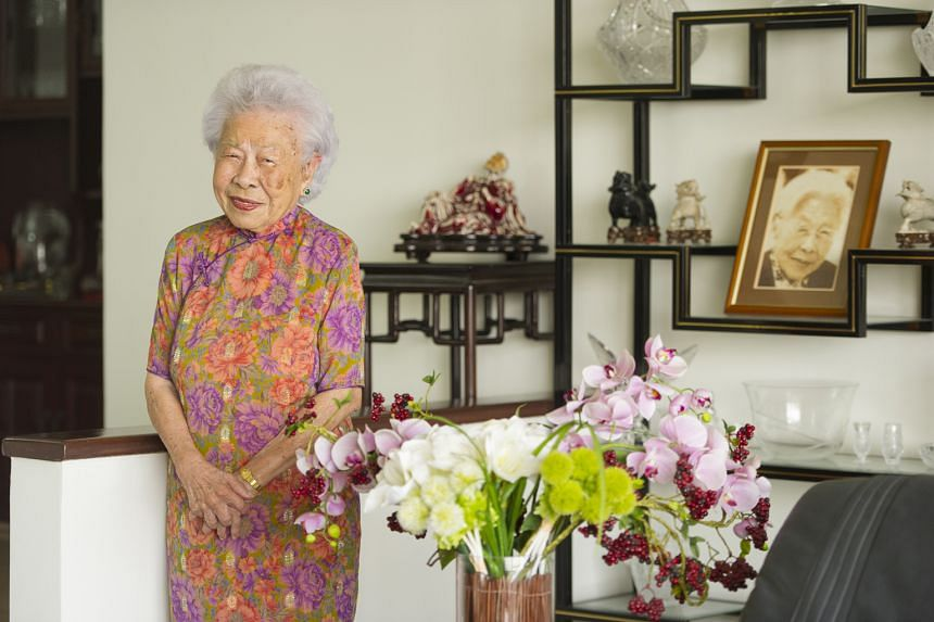 Dr Oon Chiew Seng, 100, set up Singapore's first home for dementia patients, Apex Harmony Lodge, and hopes to get another home started.
