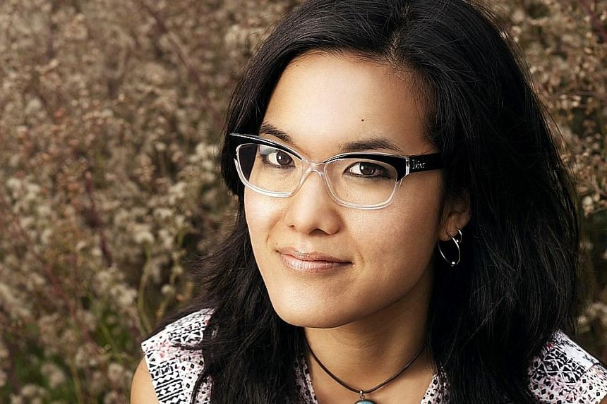 Comedienne Ali Wong was raised by unconventional parents who did not believe in censorship or assimilation into their family's white neighbourhood.