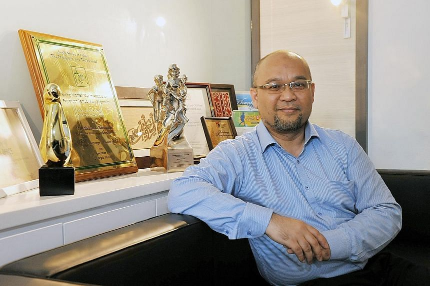 As the first man to lead PPIS, Mr Mohd Ali expected some opposition though he had been with the organisation for 16 years. Instead, he has received widespread support, having demonstrated his commitment to its mission to inspire Muslim women, strengt