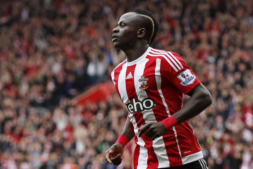 Southampton's Sadio Mane is set to undego a medical at Liverpool on Monday after the clubs agreed on a £30 million (S$54.3 million) transfer.