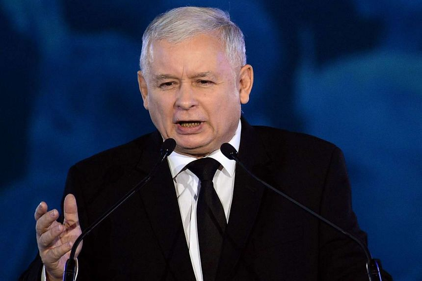 Poland would like to see Britain hold a second in-out referendum on EU membership, said right-wing leader Jaroslaw Kaczynski.
