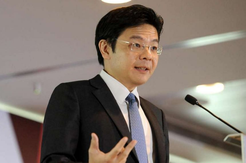 Minister for National Development Lawrence Wong said that authorities would not lose sight of the importance of data privacy.