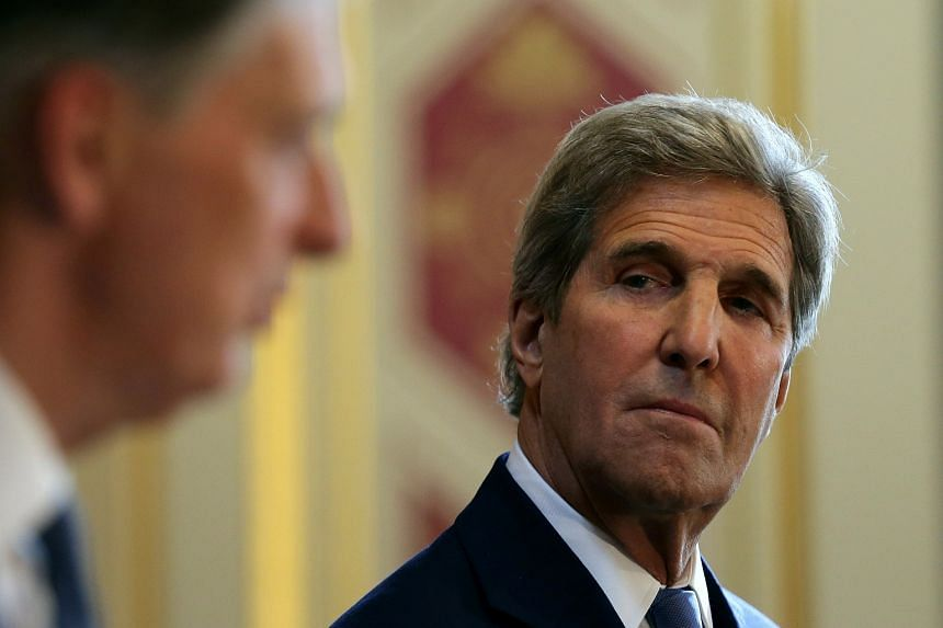 US Secretary of State John Kerry discussed the issue of harassment and intimidation of American diplomats with Russian President Vladimir Putin in March.