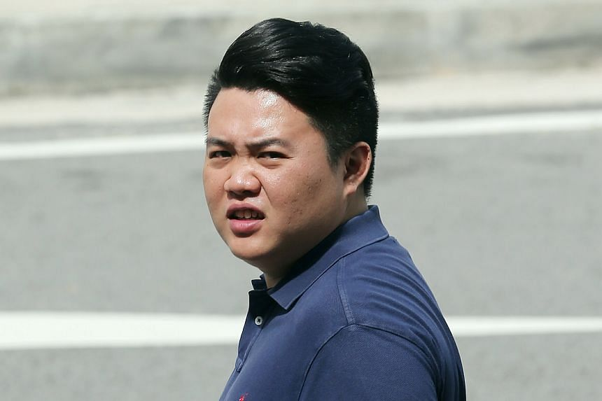 Sherman Lim Chiang Khai, 29, had posed as a policeman in an attempt to trick Chinese national Liang Yan into handing him $6,000.