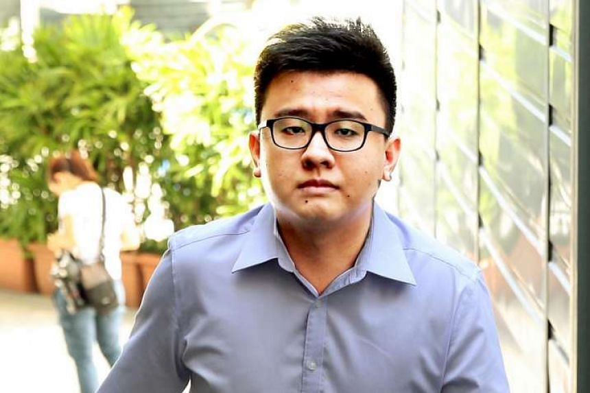 Yang Kaiheng pleaded guilty to six counts of sedition.