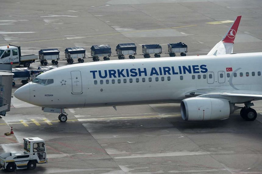 Turkish Airlines has suspended its flights until 8am (11am Singapore time) on Wednesday (June 29) after the bombing at Istanbul Airport.