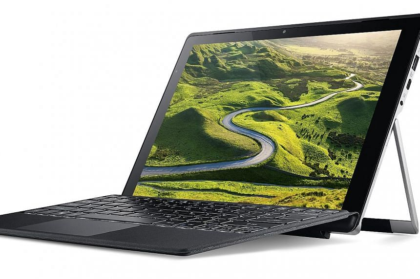 The Acer Switch Alpha 12. Acer has made a few tweaks to its device that arguably improves on the Surface Pro 4.