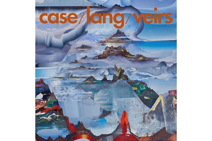 Case/Lang/Veirs album cover.