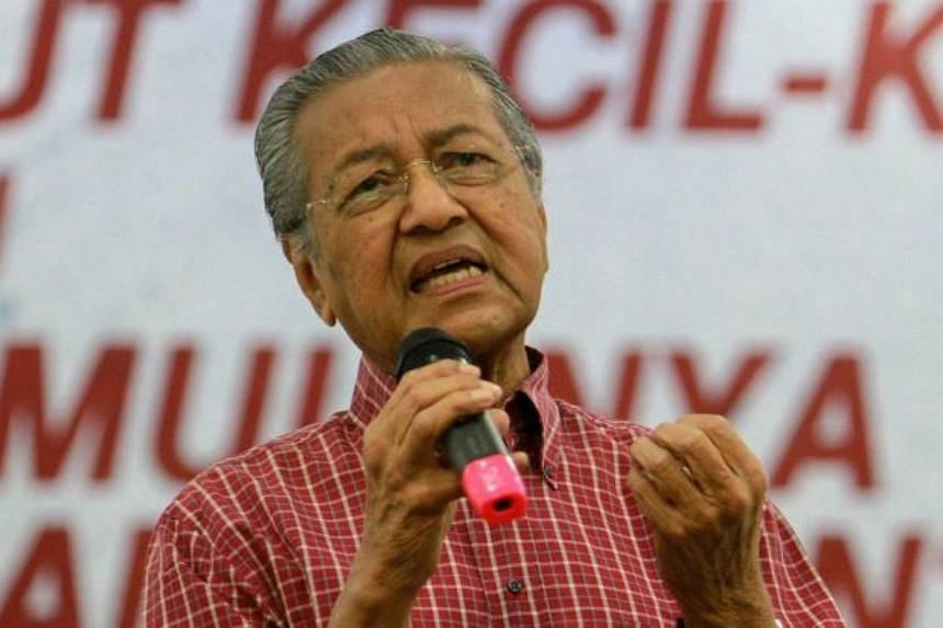Police were questioning former prime minister Tun Dr Mahathir Mohamad at his office in Putrajaya on Wednesday (June 29), according to his lawyer.