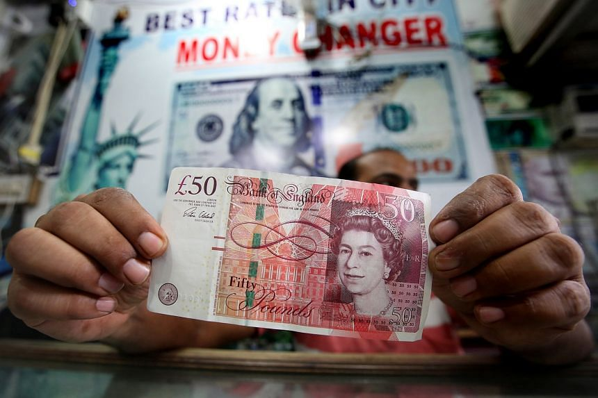 After four days of being hammered for Brexit, the British pound finally found some respite yesterday.
