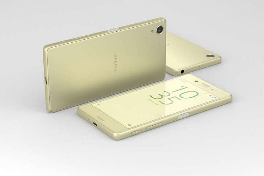 The Sony Xperia X is a solid piece of work and the phone's design is also pleasing.