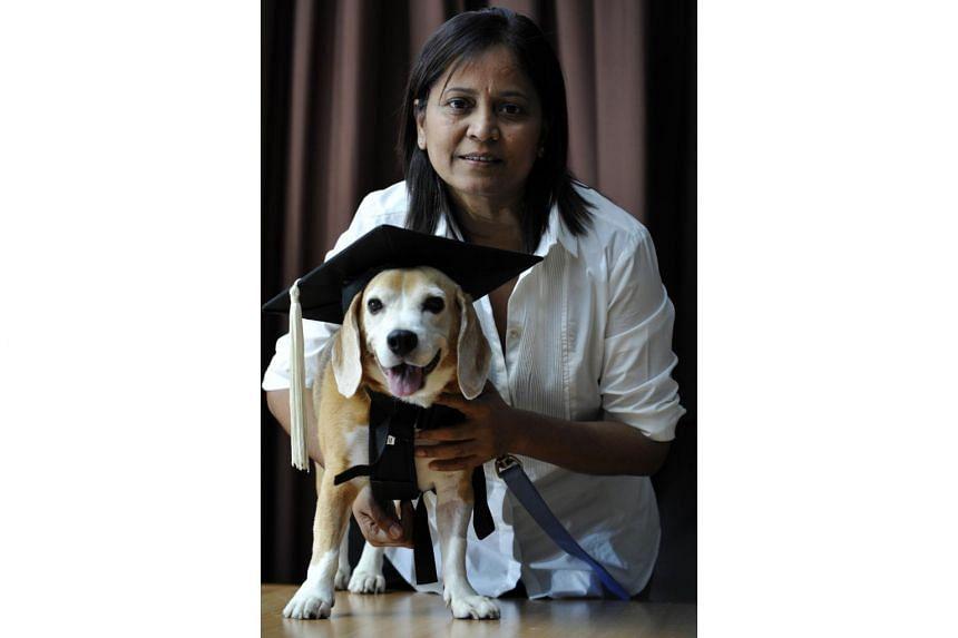 Sandra Davie, senior education correspondent for The Straits Times.
