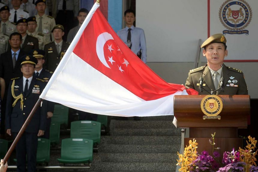Singapore's ninth and current Chief of Defence Force (CDF) Perry Lim will be promoted to the rank of Lieutenant-General (LG).