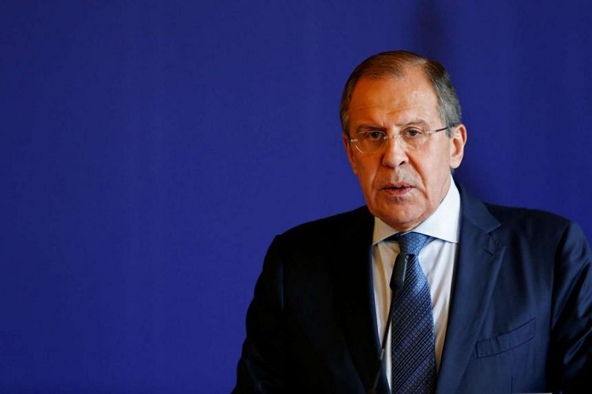 Russian Foreign Minister Sergei Lavrov (pictured) met his Turkish counterpart Mevlut Cavusoglu on July 1, 2016.