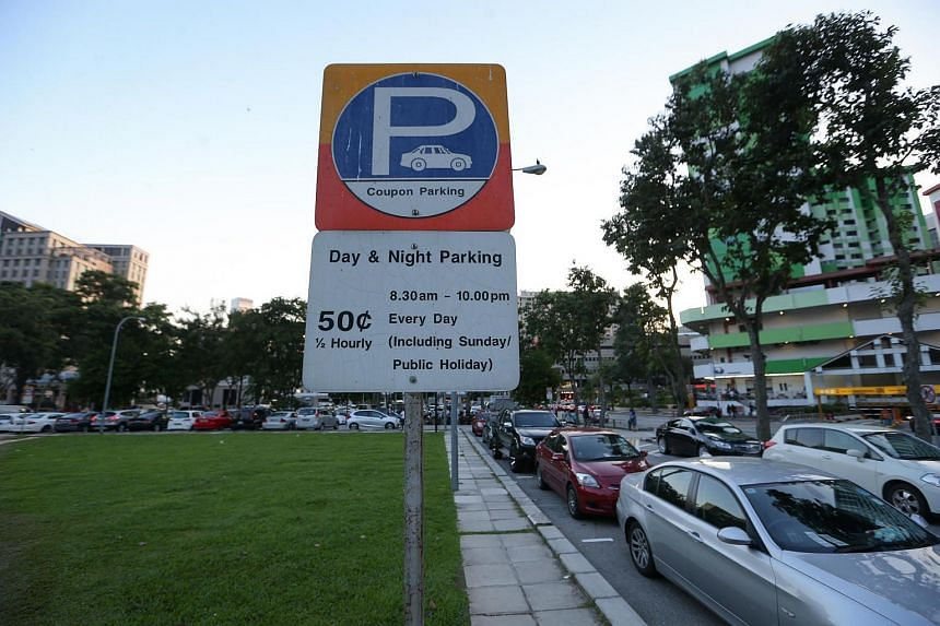 Season parking rates for HDB and URA car parks will be revised upwards from Dec 1.