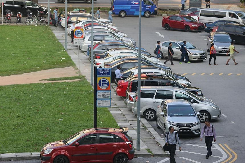 Public parking charges across the island will go up by as much as 27 per cent from December, when the results of a government review on carpark fees kick in.
