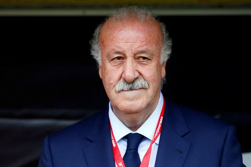 Vicente del Bosque has said that he has resigned as coach of Spain, just days after the reigning champions crashed out of Euro 2016.