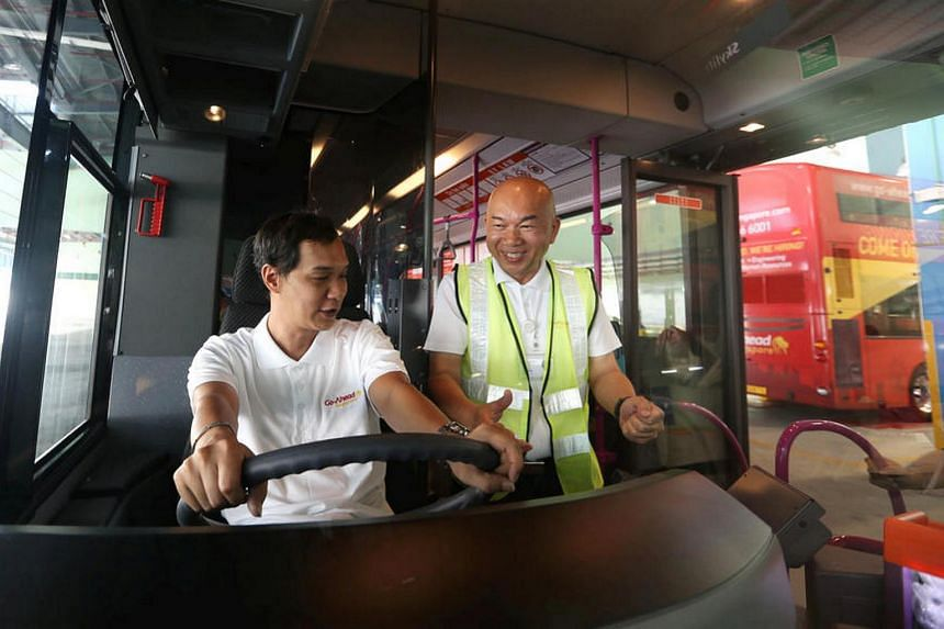 Go-Ahead Singapore has hired 655 bus captains so far, with a target of recruiting and training 700 by the third quarter of this year.